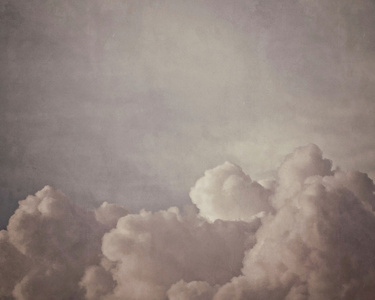 Cloud Study 7 (Lavender Variant)