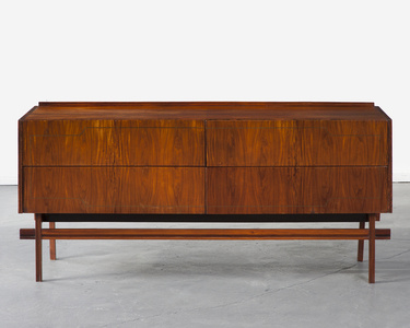 Credenza with Four Drawers