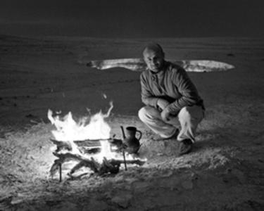 Opportunity (Dervaza Gas Crater, Karakoum Desert, Turkmenistan)