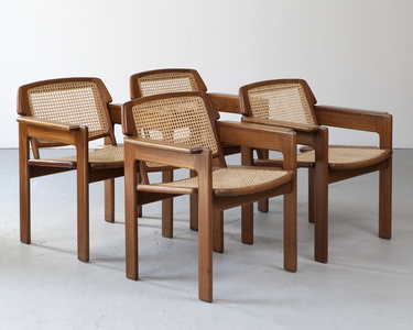 "Set of four ""Julia"" chairs"