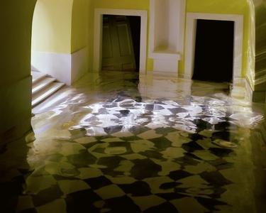 Yellow Hallway #2