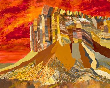 Cliffs Near Capitol Gorge