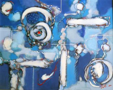 Resonance of Blue