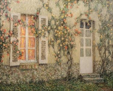 La Maison aux roses, Versailles