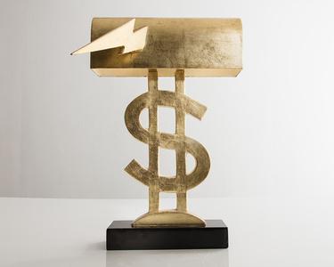 Dollaro Lamp