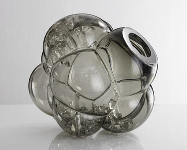 Unique Crystal Cave Vase