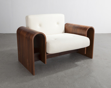 Lounge chair for the SESC hotel, 1990