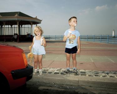 GB. England. New Brighton. From 'The Last Resort'.