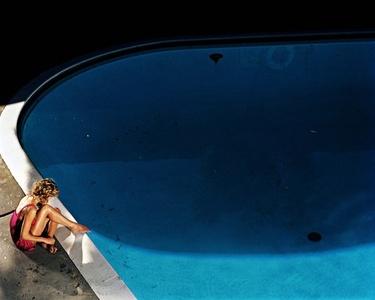 Trisha by the Pool