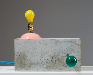 "Lighting sculpture ""Dubtronic"""