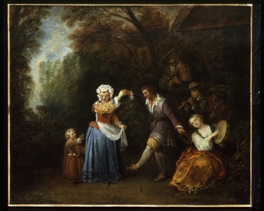 a biography and life work of jean antoine watteau a french rococo artist Jean-antoine watteau images and biography  the embarkation shows french rococo at its peak  jean antoine watteau died july 18, 1721.
