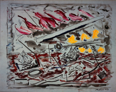 Movement in Red, 1946