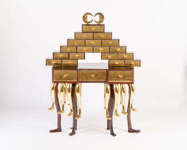 Escribanía de la princesa Lucinda Bonaparte (Princess Lucinda Bonaparte's Writing Desk)