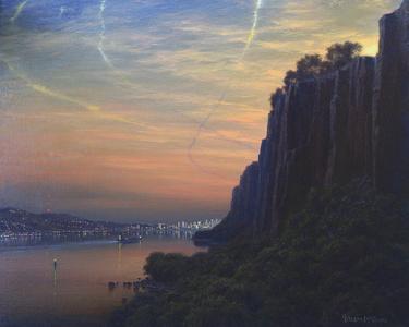 Twilight, Hudson River