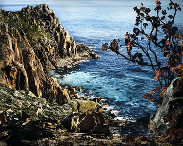 Basalt Cliff