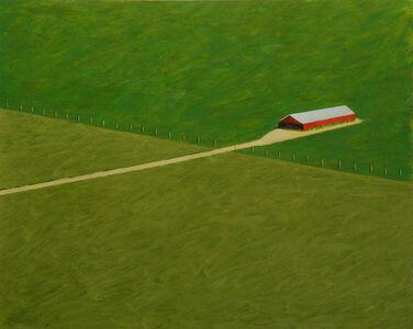 Agri-cultural Geometry (Red Barn)