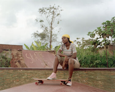 Christine Sawunda, from the series Kitinale