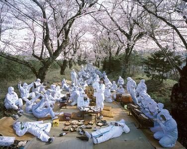 Sasaki Michinori and Sasaki Ruri,Fukushima
