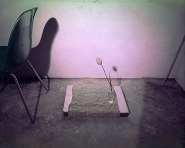 Chair-flower-stick