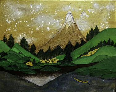 Memories of Hokusai IV