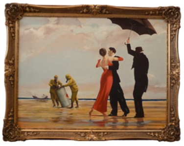 Vettriano, Beach Rescue