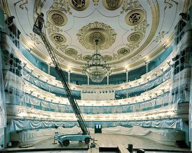 Opera House, Irkutsk, Russia