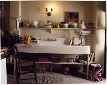 Andy Warhol's Kitchen Sink