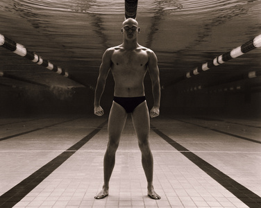 Michael Klimm, Swimmer