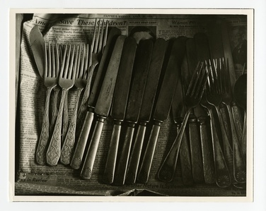 Drawer with Silverware, Home Place