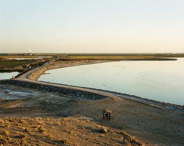 Calenergy Geothermal Generating Plants/Sonny Bono Salton Sea National Wildlife Refuge, Calipatria, CA