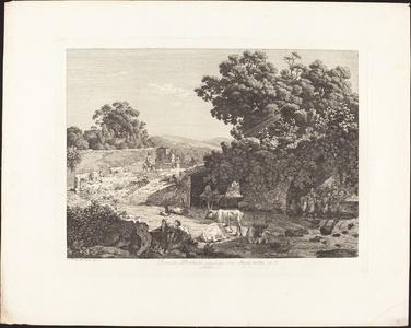 Fontana Blandusia, volgarmente detta Acquoria a Tivoli