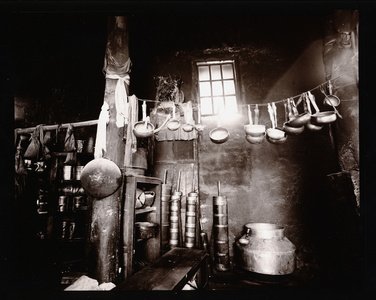 Monastery Kitchen, Tibet