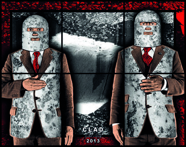 Gilbert & George: SCAPEGOATING PICTURES for London