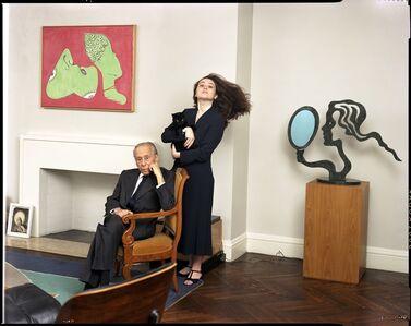 Mr. and Mrs. Leo Castelli, W Magazine