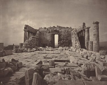 The Acropolis of Athens, plate 14