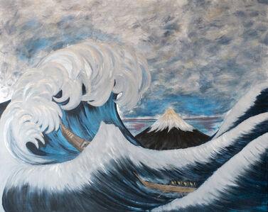 Memories of Hokusai VI