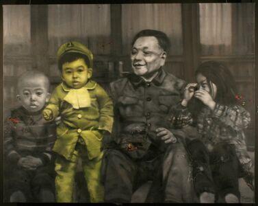 Moi et mon Frère avec Deng Xiaoping