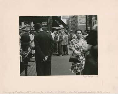Crossing Ludlow Street