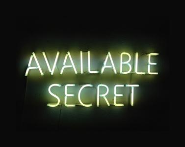 AVAILABLE SECRET