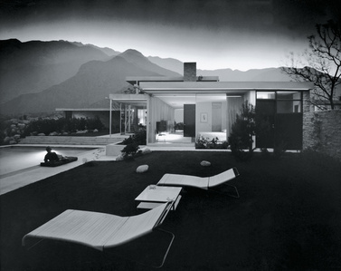 Richard Neutra, Kaufman House, Palm Springs, California