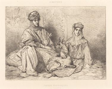 Femmes Mauresques de Constantine