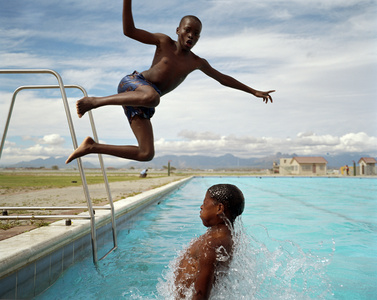 Pool Boys, Khayelitsha, South Africa