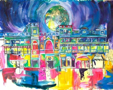 """My love affair with Lahore - the lights of Lahore shall never dim"" Nr7"