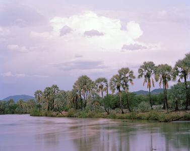 Kunene River. Kunene Region. Namibia