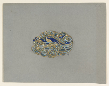 Design for a Brooch