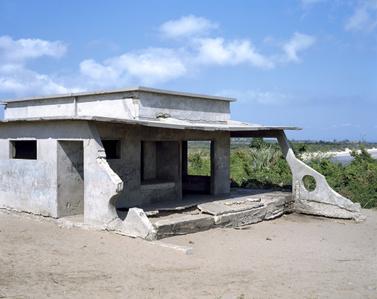 Casa de Colonos Abandonada