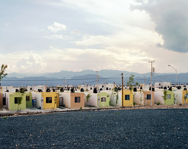 From the series Fragmented Cities, Juarez #2