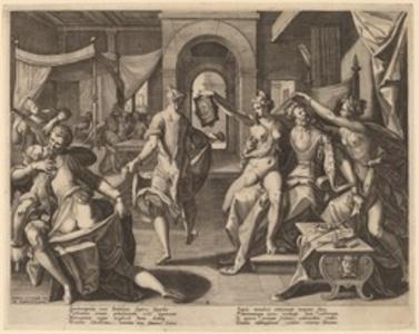 Sardanapalus among the Concubines