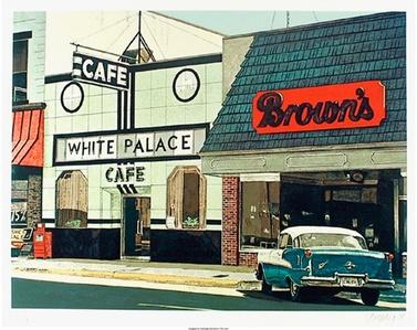 White Palace Cafe