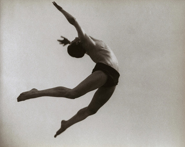 Dancer, Willem Van Loon, Paris
